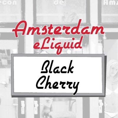 Amsterdam e-Liquid Black Cherry
