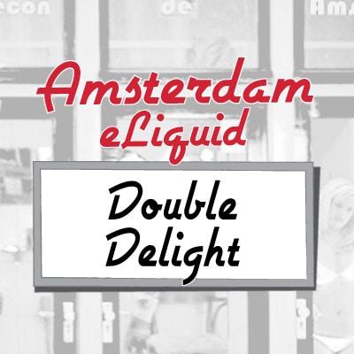 Amsterdam e-Liquid Double Delight