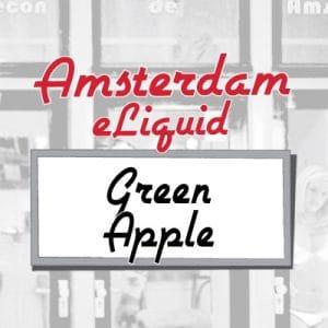Amsterdam e-Liquid Green Apple