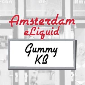 Amsterdam e-Liquid Gummy KB