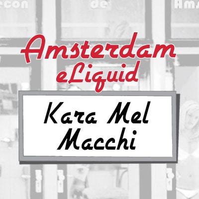 Amsterdam e-Liquid Kara Mel Macchi