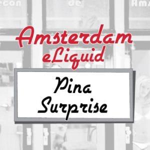 Amsterdam e-Liquid Pina Surprise
