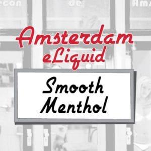 Amsterdam e-Liquid Smooth Menthol