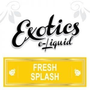 Fresh Splash e-Liquid
