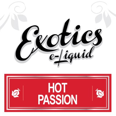 Hot Passion e-Liquid