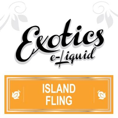 Exotics e-Liquid Island Fling