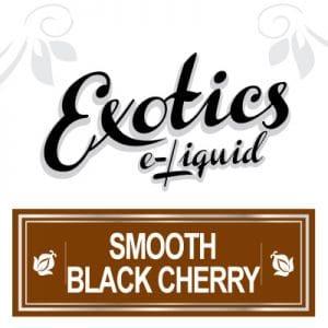 Smooth Black Cherry e-Liquid