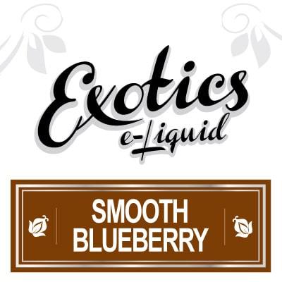 Exotics e-Liquid Smooth Blueberry