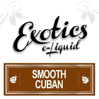 Exotics e-Liquid Smooth Cuban