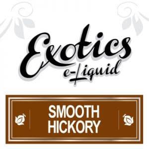 Exotics e-Liquid Smooth Hickory