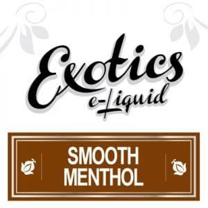 Exotics e-Liquid Smooth Menthol