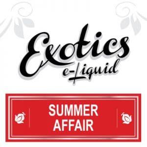 Exotics e-Liquid Summer Affair