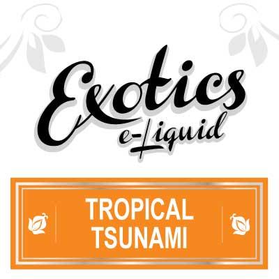 Tropical Tsunami e-Liquid
