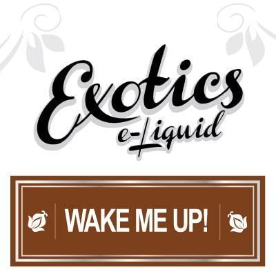 Exotics e-Liquid Wake Me Up