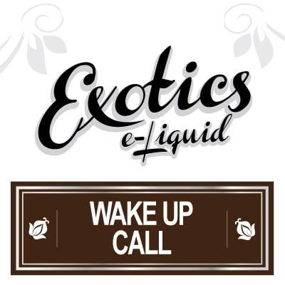 Exotics e-Liquid Wake Up Call