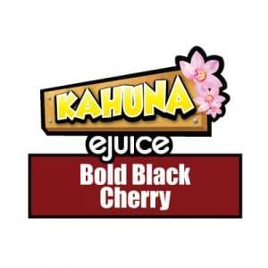 Kahuna eJuice Bold Black Cherry