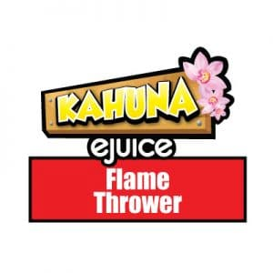 Kahuna eJuice Flame Thrower