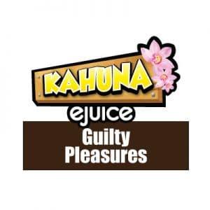 Kahuna eJuice Guilty Pleasures