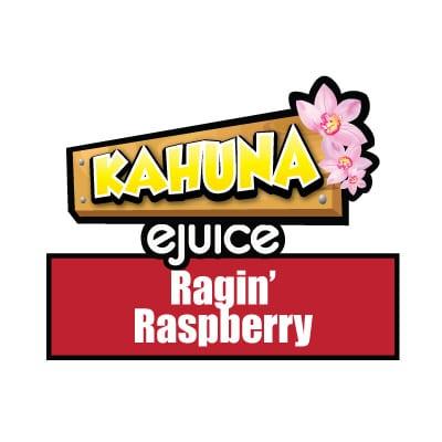 Kahuna eJuice Ragin Raspberry