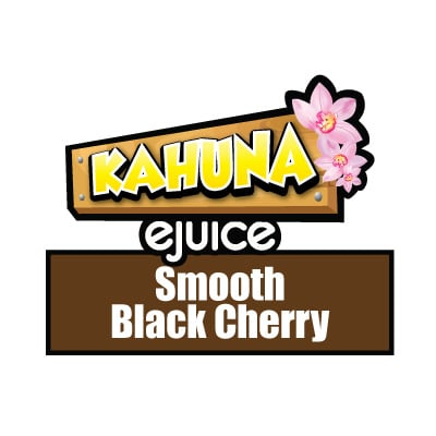 Kahuna eJuice Smooth Black Cherry