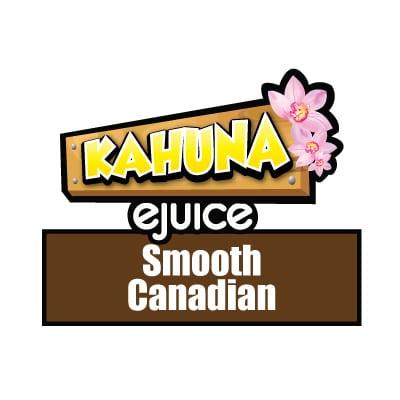 Kahuna eJuice Smooth Canadian