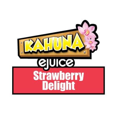 Kahuna eJuice Strawberry Delight