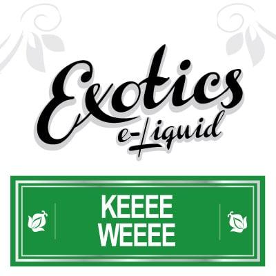 Exotics e-Liquid Keeee Weeee
