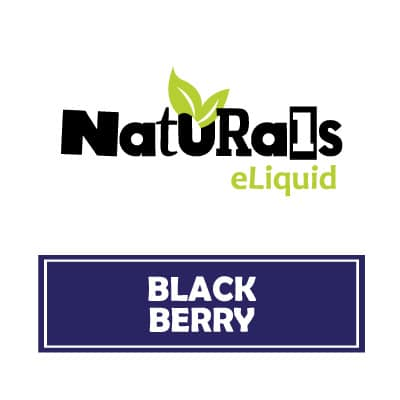 Naturals eLiquid Blackberry