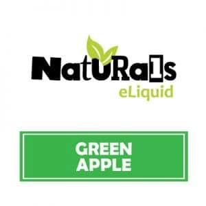 Naturals e-Liquid Green Apple