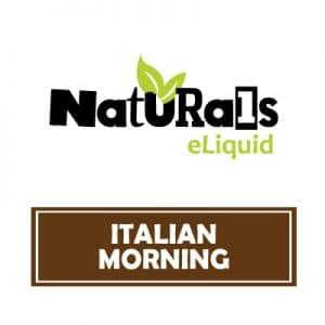 Naturals e-Liquid Italian Morning