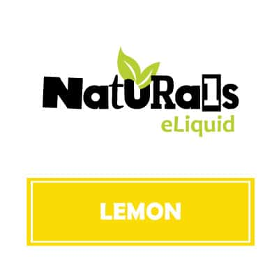 Naturals e-Liquid Lemon