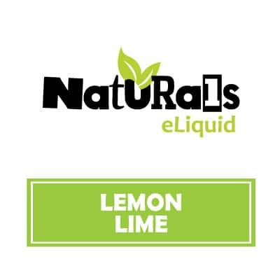 Naturals e-Liquid Lemon Lime