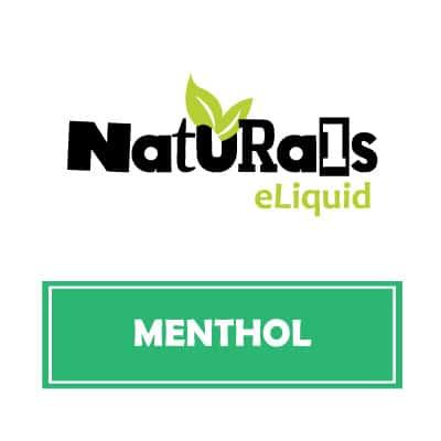Naturals e-Liquid Menthol