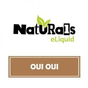 Naturals e-Liquid Oui Oui