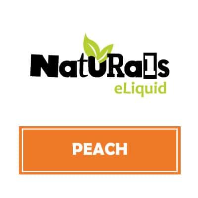 Naturals e-Liquid Peach