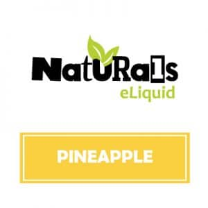 Naturals e-Liquid Pineapple