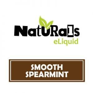 Naturals e-Liquid Smooth Spearmint
