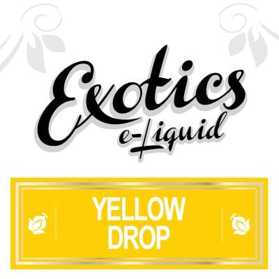 Yellow Drop e-Liquid