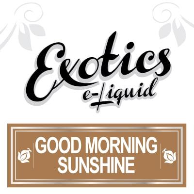 Good Morning Sunshine e-Liquid
