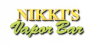 Pop Up Logo Nikkis Vapor Bar